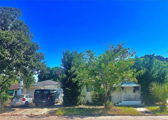 327 22ND Street N, St Petersburg, FL 33713 (MLS #U8140128) :: Lockhart & Walseth Team, Realtors