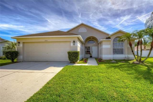 6317 Open Pasture Court, Wesley Chapel, FL 33545 (MLS #U8140130) :: Memory Hopkins Real Estate