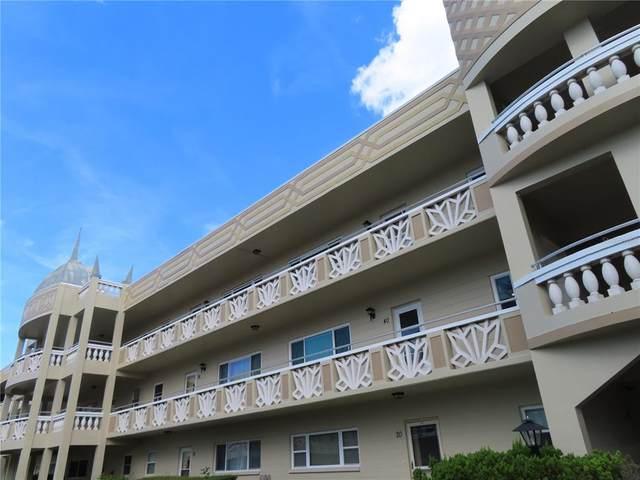 2350 Haitian Drive #40, Clearwater, FL 33763 (MLS #U8140143) :: The Nathan Bangs Group