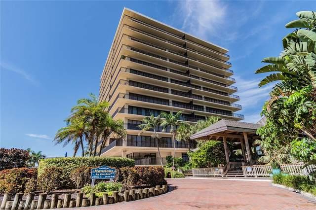 7650 Bayshore Drive #502, Treasure Island, FL 33706 (MLS #U8140153) :: Heckler Realty