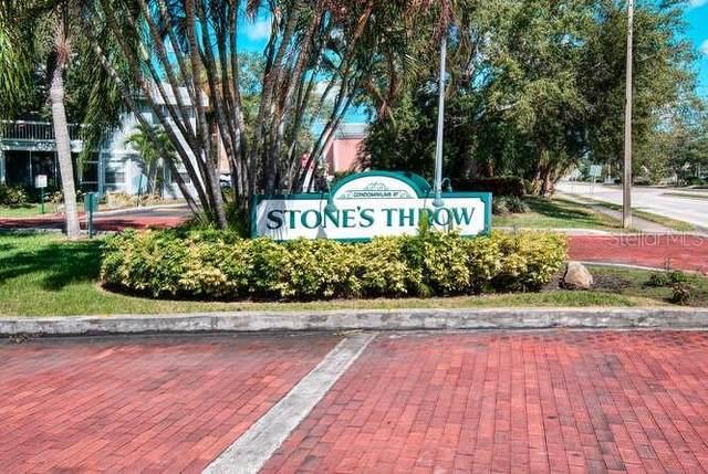 6916 Stones Throw Circle N #9203, St Petersburg, FL 33710 (MLS #U8140165) :: RE/MAX Local Expert