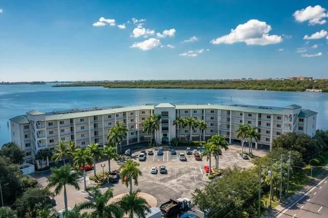 8800 Bay Pines Boulevard #303, St Petersburg, FL 33709 (MLS #U8140185) :: Visionary Properties Inc
