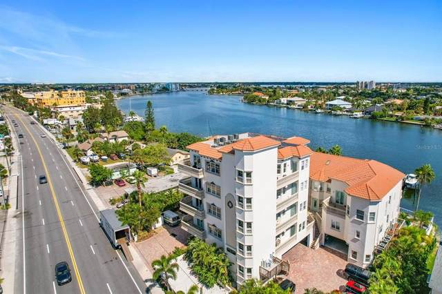10133 Gulf Boulevard E-2, Treasure Island, FL 33706 (MLS #U8140216) :: Heckler Realty