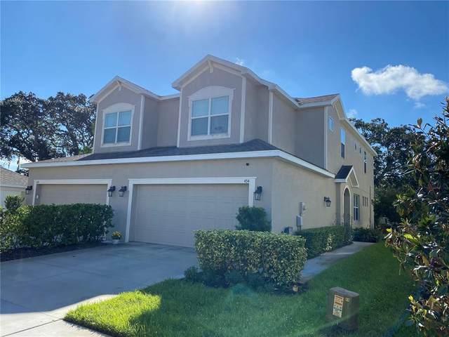 454 Harbor Springs Drive, Palm Harbor, FL 34683 (MLS #U8140218) :: RE/MAX LEGACY