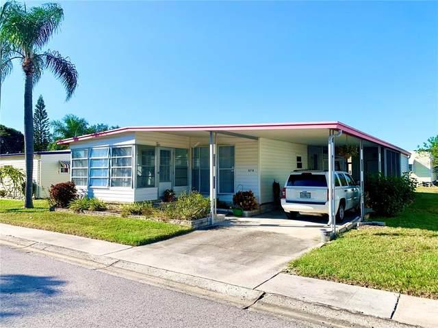 1100 Belcher Road S #678, Largo, FL 33771 (MLS #U8140233) :: Lockhart & Walseth Team, Realtors