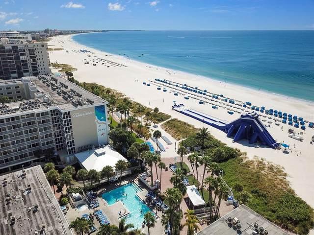 5500 Gulf Boulevard #3254, St Pete Beach, FL 33706 (MLS #U8140280) :: The Truluck TEAM