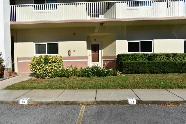2297 Monaco Lane #11, Clearwater, FL 33763 (MLS #U8140281) :: Griffin Group