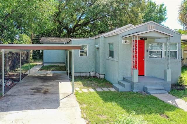2482 15TH Avenue S, St Petersburg, FL 33712 (MLS #U8140282) :: Griffin Group