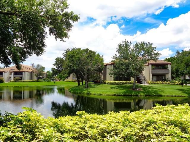 10263 Gandy Boulevard N #2110, St Petersburg, FL 33702 (MLS #U8140309) :: Visionary Properties Inc