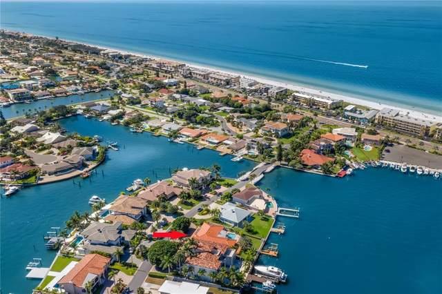 205 Harrison Avenue, Belleair Beach, FL 33786 (MLS #U8140310) :: Pristine Properties