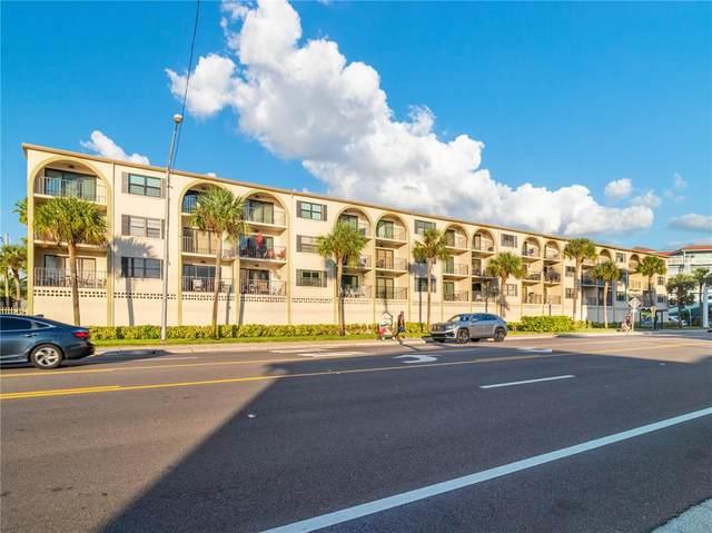 14001 Gulf Boulevard #305, Madeira Beach, FL 33708 (MLS #U8140328) :: Cartwright Realty