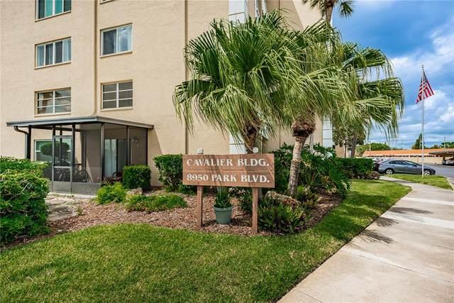 8950 Park Boulevard #501, Seminole, FL 33777 (MLS #U8140344) :: Carmena and Associates Realty Group