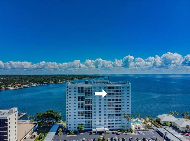 7200 Sunshine Skyway Lane S 14C, St Petersburg, FL 33711 (MLS #U8140363) :: Medway Realty