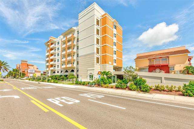 13101 Gulf Boulevard #1504, Madeira Beach, FL 33708 (MLS #U8140440) :: Heckler Realty