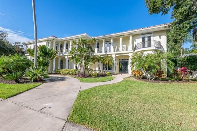 3049 Woodsong Lane, Clearwater, FL 33761 (MLS #U8140484) :: Everlane Realty