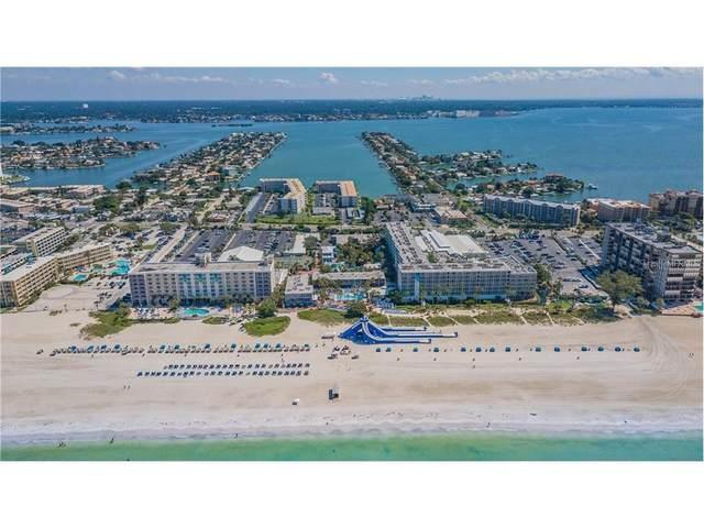 5500 Gulf Boulevard #2250, St Pete Beach, FL 33706 (MLS #U8140488) :: Heckler Realty