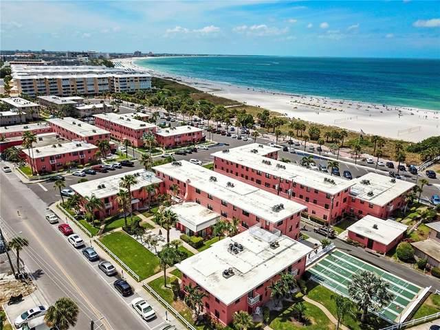6800 Sunset Way #705, St Pete Beach, FL 33706 (MLS #U8140498) :: Heckler Realty