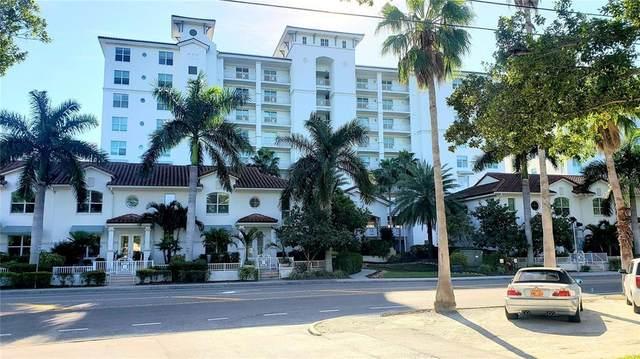 1325 NE Snell Isle Boulevard NE #711, St Petersburg, FL 33704 (MLS #U8140506) :: Heckler Realty