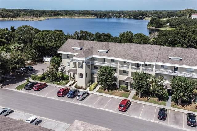 2210 Utopian Drive E #204, Clearwater, FL 33763 (MLS #U8140533) :: Medway Realty