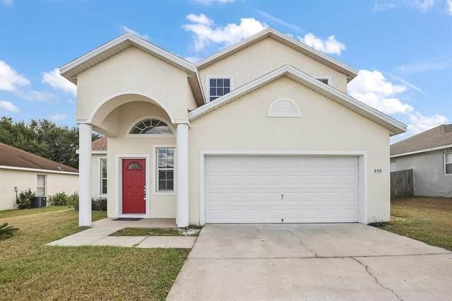 408 E Idlewild Avenue, Eustis, FL 32726 (MLS #U8140537) :: Heckler Realty