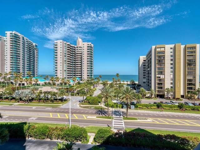 1501 Gulf Boulevard #508, Clearwater, FL 33767 (MLS #U8140581) :: EXIT King Realty
