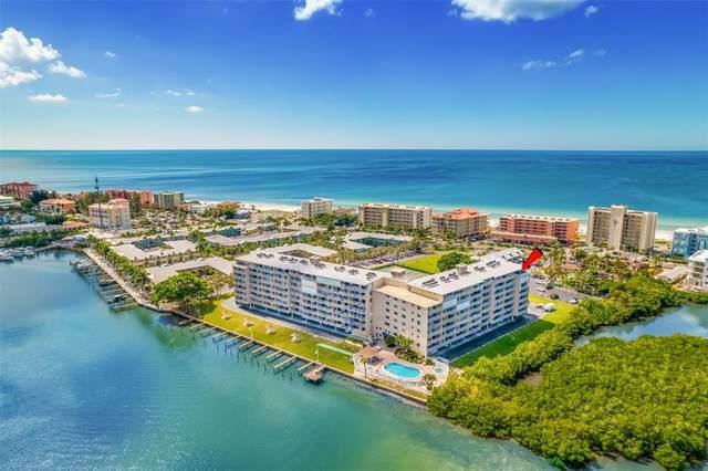 19451 Gulf Boulevard Ph-10, Indian Shores, FL 33785 (MLS #U8140597) :: Lockhart & Walseth Team, Realtors