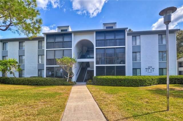 1236 Pine Ridge Circle W H2, Tarpon Springs, FL 34688 (MLS #U8140635) :: Heckler Realty