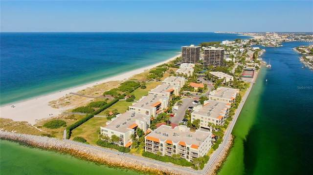 7435 Bayshore Drive #204, Treasure Island, FL 33706 (MLS #U8140639) :: The Kardosh Team