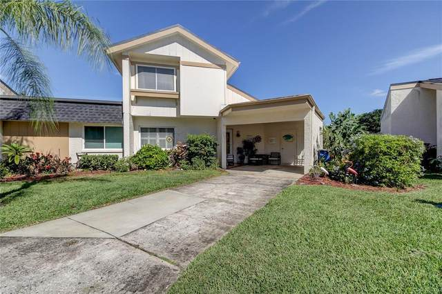 2591 Forest Run Court 140C, Clearwater, FL 33761 (MLS #U8140656) :: Medway Realty