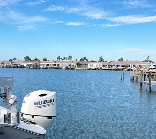 361 Boca Ciega Point Boulevard S #1004, St Petersburg, FL 33708 (MLS #U8140685) :: Pristine Properties