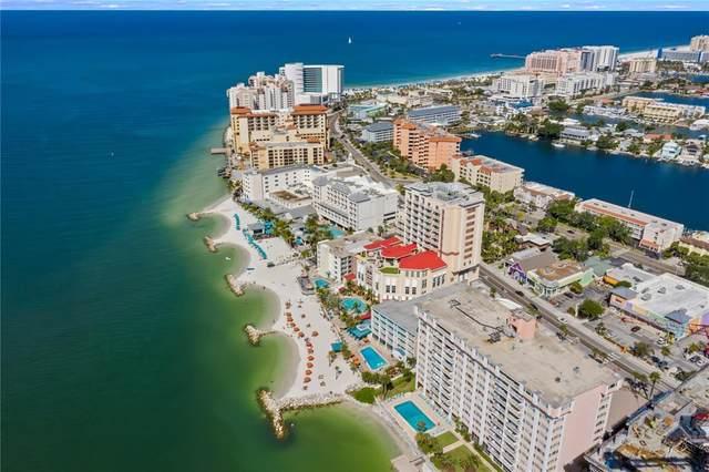 675 S Gulfview Boulevard #202, Clearwater, FL 33767 (MLS #U8140714) :: Burwell Real Estate