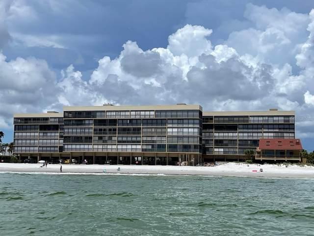 14900 Gulf Boulevard #304, Madeira Beach, FL 33708 (MLS #U8140723) :: Heckler Realty