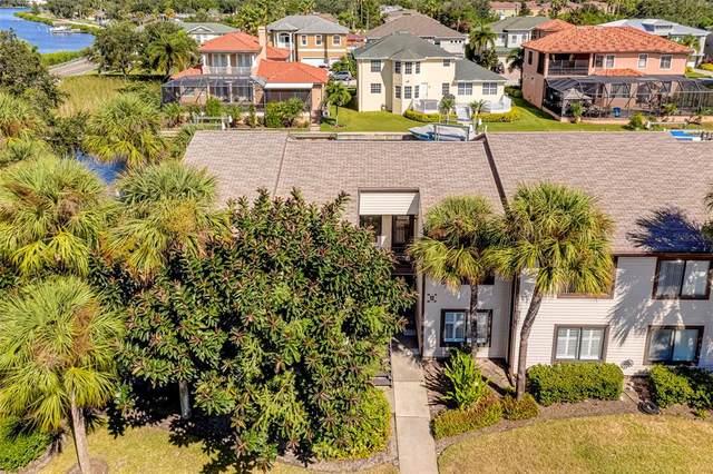 327 Moorings Cove Drive 12C, Tarpon Springs, FL 34689 (MLS #U8140725) :: RE/MAX Marketing Specialists