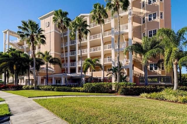 7194 Key Haven Road #403, Seminole, FL 33777 (MLS #U8140732) :: Memory Hopkins Real Estate