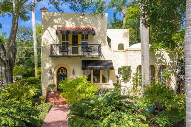 705 18TH Avenue NE, St Petersburg, FL 33704 (MLS #U8140752) :: Memory Hopkins Real Estate