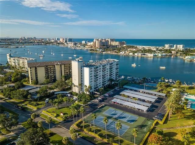 660 Island Way #403, Clearwater, FL 33767 (MLS #U8140757) :: Burwell Real Estate