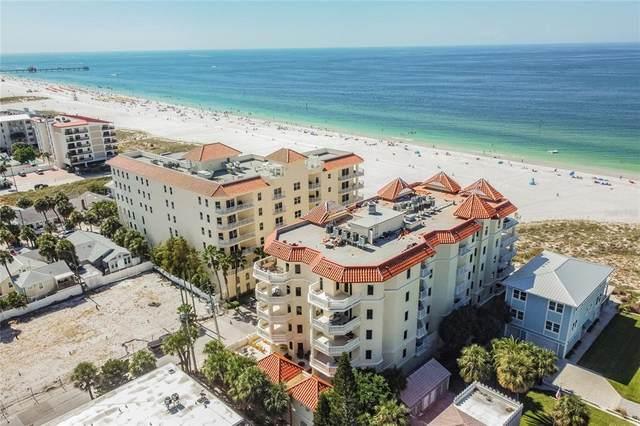 14 Somerset Street 603/6C, Clearwater Beach, FL 33767 (MLS #U8140764) :: Heckler Realty