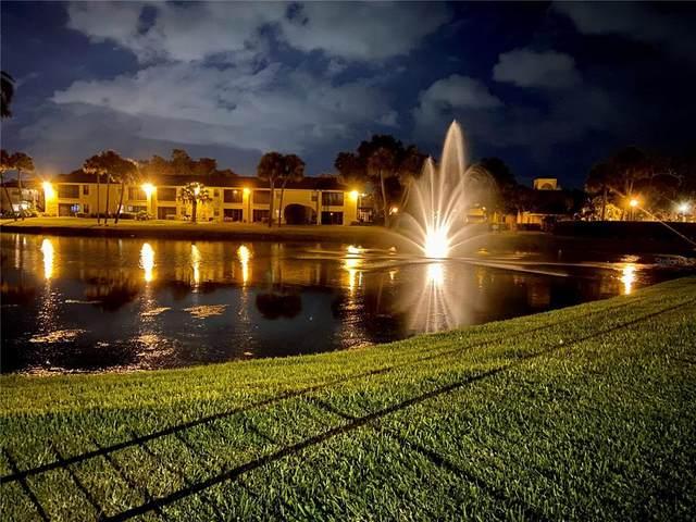 3001 58TH Avenue S #601, St Petersburg, FL 33712 (MLS #U8140765) :: Burwell Real Estate
