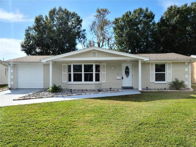 7430 Hollyridge Drive, New Port Richey, FL 34653 (MLS #U8140782) :: The Nathan Bangs Group