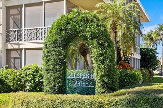 1012 N Shore Drive NE #14, St Petersburg, FL 33701 (MLS #U8140821) :: Burwell Real Estate