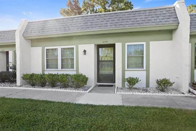 4776 Lake Boulevard C, Clearwater, FL 33762 (MLS #U8140866) :: The Kardosh Team