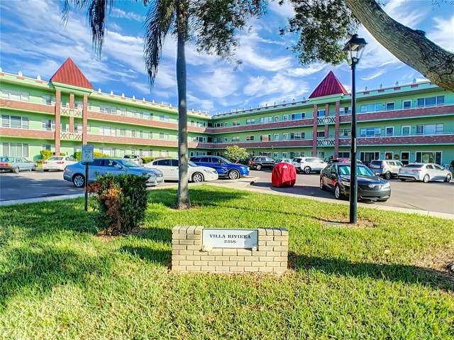 2358 Ecuadorian Way #40, Clearwater, FL 33763 (MLS #U8140881) :: CARE - Calhoun & Associates Real Estate