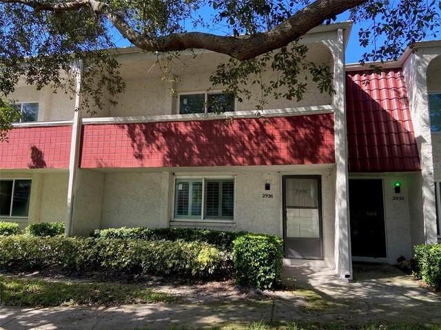 2926 Pine Cone Circle #42, Clearwater, FL 33760 (MLS #U8140926) :: Heckler Realty