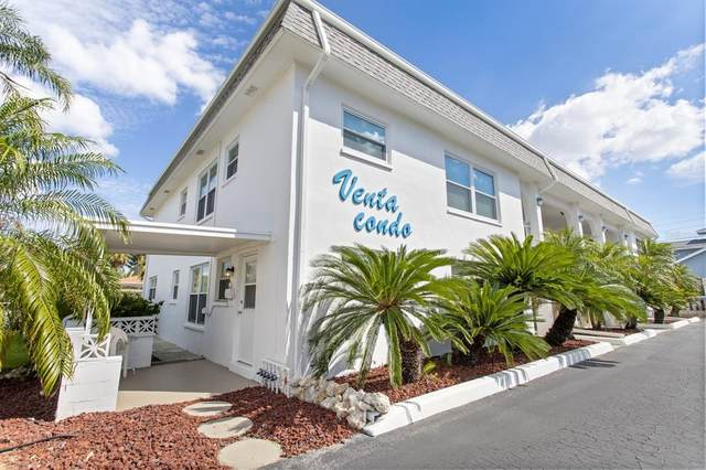 7151 Sunset Way #4, St Pete Beach, FL 33706 (MLS #U8140936) :: Heckler Realty
