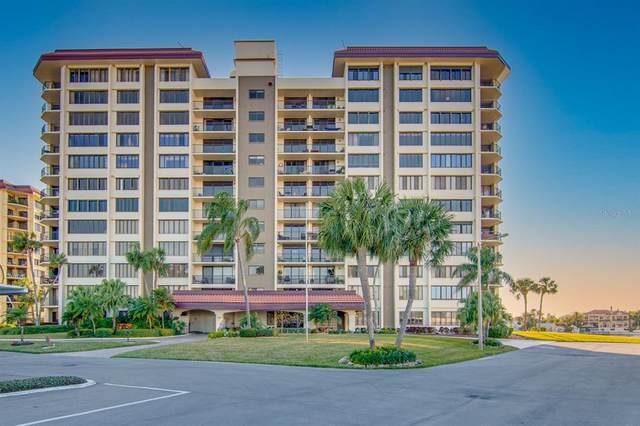736 Island Way #201, Clearwater, FL 33767 (MLS #U8140952) :: Heckler Realty