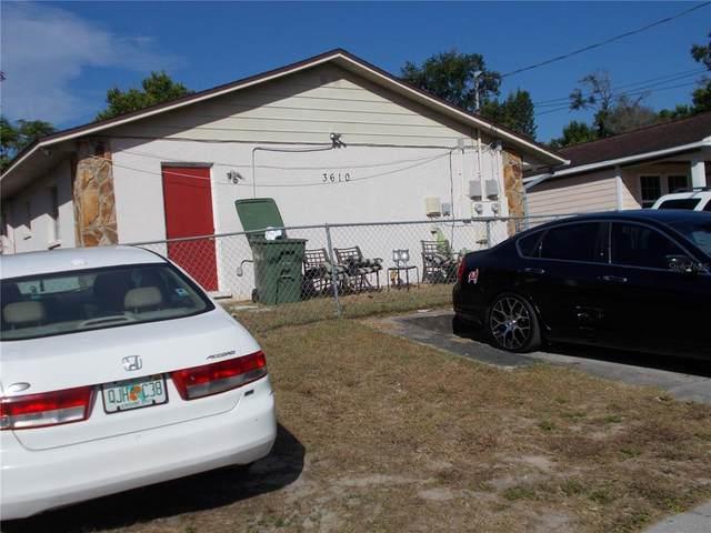 3610 N 55TH Street, Tampa, FL 33619 (MLS #U8140976) :: The Light Team