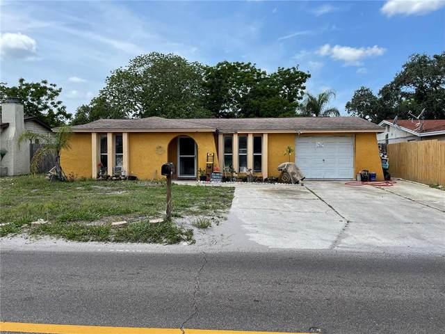 11035 Zimmerman Road, Port Richey, FL 34668 (MLS #U8141072) :: Keller Williams Suncoast