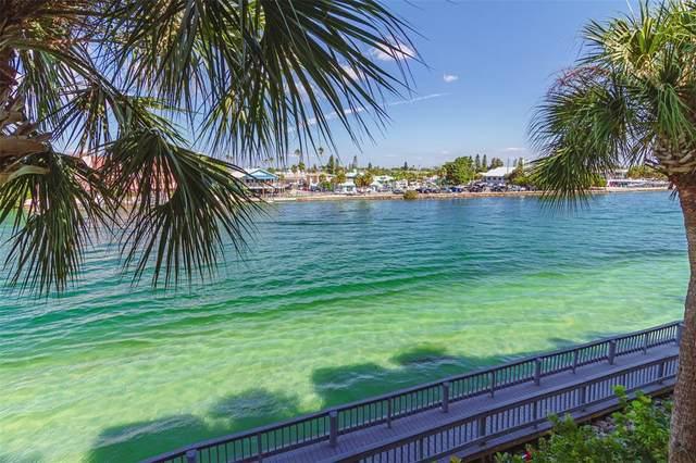 7467 Bayshore Drive #303, Treasure Island, FL 33706 (MLS #U8141090) :: Future Home Realty