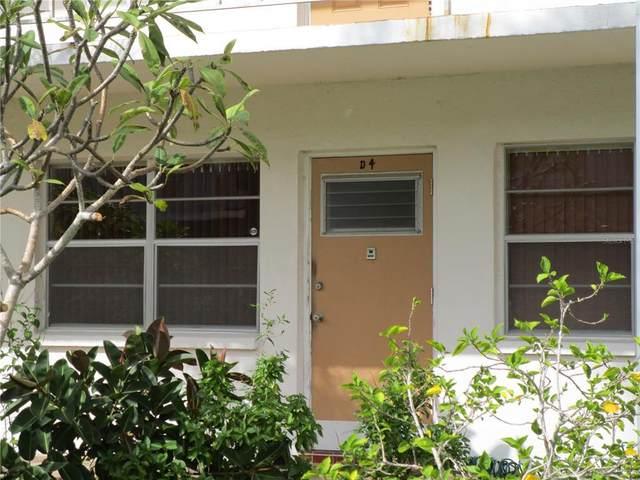 5970 21ST Street N #4, St Petersburg, FL 33714 (MLS #U8141143) :: Future Home Realty