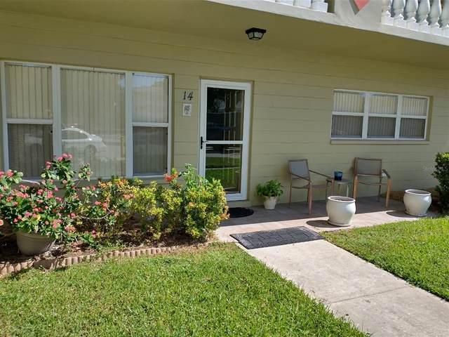 2426 Ecuadorian Way #14, Clearwater, FL 33763 (MLS #U8141150) :: Kreidel Realty Group, LLC